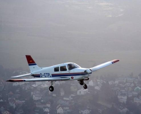 Jahresabfliegen 2008